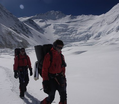 Just like today 9 years ago I was descending Everest after having reached the summit 2 days earlier. As some of my friends prepare to make their own summit push today and the next days, I wish them all the luck in the world. Stay safe, stay humble.