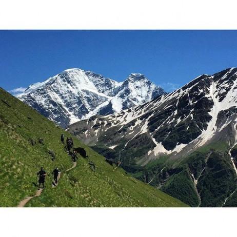 Climbing Elbrus!